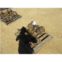 (7) TRACK ROLLER, FIT CAT 953 (B6)