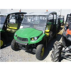 2016 JOHN DEERE GATOR XUV 560 S4 ATV, VIN/SN:1M0560FBHGHGM010022 - 4X4, GAS ENGINE, DUMP BED, WINDSH
