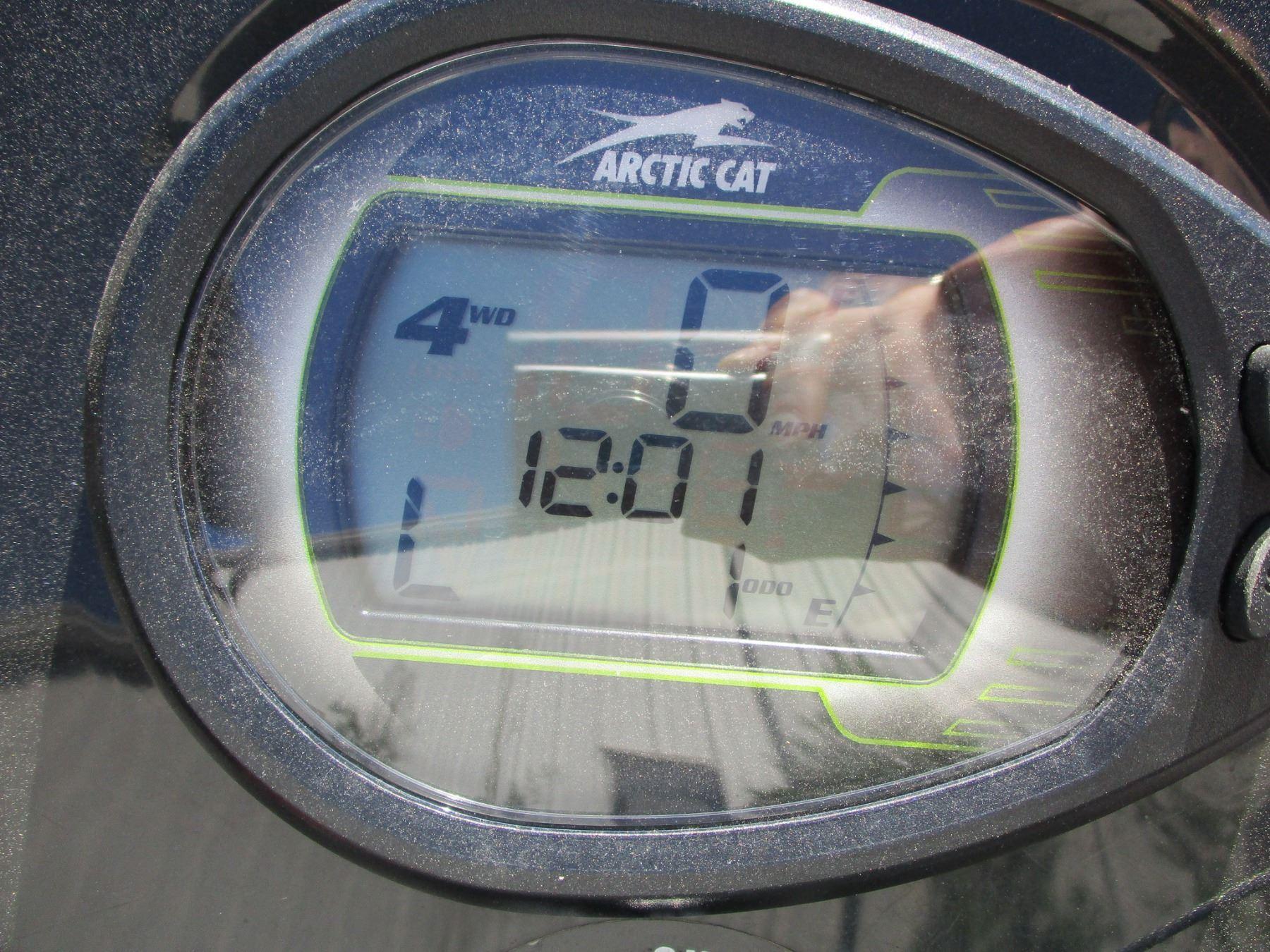 arctic cat atv serial number