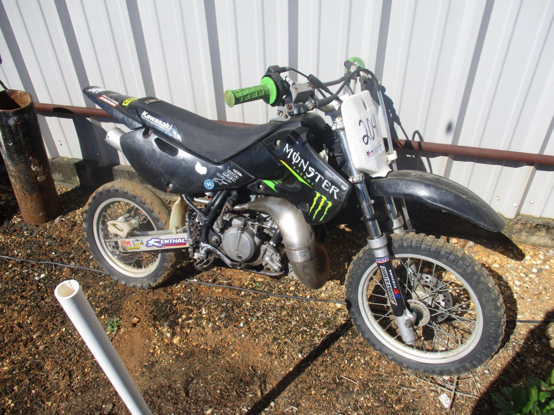 2003 Kawasaki KX 65