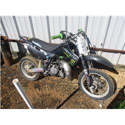 2003 KAWASAKI KX65 MOTORCYCLE VIN/SN:JKBKXEBC23A000479