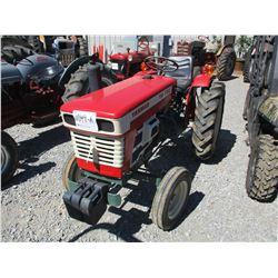 YANMAR YM1700 FARM TRACTOR, VIN/SN:25023 - METER READING 977 HOURS
