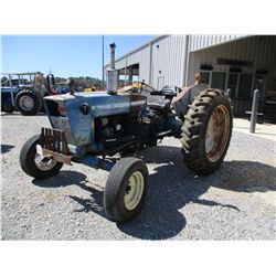 FORD 4000 FARM TRACTOR, VIN/SN:308001B - 1 REMOTE, 13.6-38 TIRES