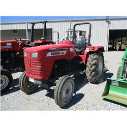 2010 MAHINDRA 4025 FARM TRACTOR, VIN/SN:MBCN1659 - CANOPY, METER READING 305 HOURS