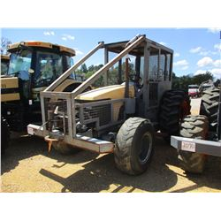 KUBOTA 3N 340-9100 FARM TRACTOR, VIN/SN:53504 - MFWD, 2 REMOTES, WINCH, CANOPY, SWEEPS & SCREENS, 18
