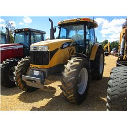 2009 CHALLENGER MT 475B FARM TRACTOR, VIN/SN:U106013 - MFWD, 3 REMOTES, CAB, A/C, 18.4R38 REAR TIRES