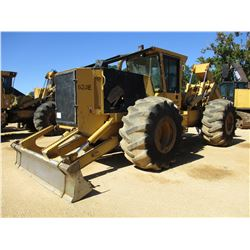 2016 TIGERCAT 620E SKIDDER, VIN/SN:6206777 - DUAL ARCH, WINCH, CAB, A/C, 30.5R-32 TIRES, METER READI