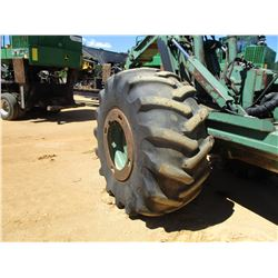 2006 FRANKLIN Q80 SERIES 2000 SKIDDER, VIN/SN:18713 - DUAL