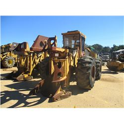 2006 TIGERCAT 720D FELLER BUNCHER, VIN/SN:7204240 - TIGERCAT 5600 SAW HEAD, CAB, A/C, 30.5-32 TIRES