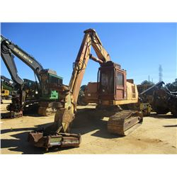 CASE 1187 TRACK FELLER BUNCHER, VIN/SN:6275442 - TRACK MOUNTED, SHEAR HEAD, CAB, A/C