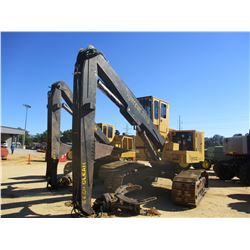 1999 TIGERCAT 245B CRAWLER LOG LOADER, VIN/SN:245T0303 - GRAPPLE, CAB, A/C, METER READING 7790 HOURS