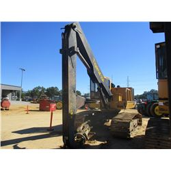 2007 TIGERCAT 234 TRACK LOG LOADER, VIN/SN:2340211 - GRAPPLE, DEADHEAD, CAB,A/C, METER READING 12,54