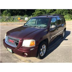 2006 GMC ENVOY VIN/SN:1GKES16S566115377 - GAS ENGINE, A/T (SELLING OFFISTE LOCATED AT 600 PARK BLVD