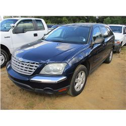 2006 CHRYSLER PACIFICA VAN, VIN/SN:2A4GM68416R764607 - GAS ENGINE, A/T