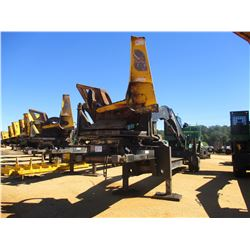 2012 JOHN DEERE 437D LOG LOADER, VIN/SN:232569 - CAB, A/C, CSI PDT-264 ULTRA DELIMBER, MTD ON PITTS