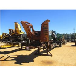 2011 JOHN DEERE 437D LOG LOADER, VIN/SN:202696 - CAB, A/C, RILEY 4800C DELIMBER, MTD ON BIG JOHN TRA