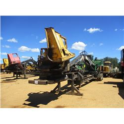 JOHN DEERE 437C LOG LOADER, VIN/SN:013183 - CAB, A/C, CSI DELIMBER, MTD ON PITTS TRAILER S/N: 60624,
