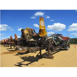 BARKO 495ML LOG LOADER, VIN/SN:523961 - CAB, A/C,CSI 264 ULTRA DELIMBER, MTD ON BIG JOHN TRAILER, ME