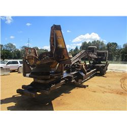 2006 BARKO 595ML LOG LOADER, VIN/SN:10659523645 - CAB, CSI DELIMBER, MTD ON EVANS TRAILER, S/N 1J9Y1