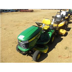 "JOHN DEERE X300 RIDING MOWER, - 42"" (C5)"