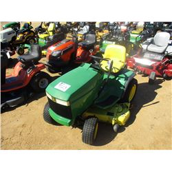 "JOHN DEERE RIDING MOWER, - 48"" (C5"