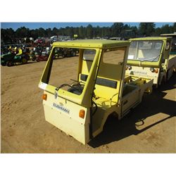 CUSHMAN ELECTRIC CART, (C5)