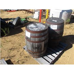 WHISKEY BARREL, (C6)