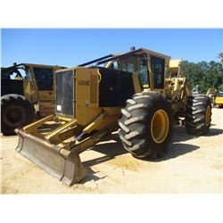 TIGERCAT 620E SKIDDER, VIN/SN:6206230 - DUAL ARCH, WINCH, CAB, A/C, 30.5-32 TIRES