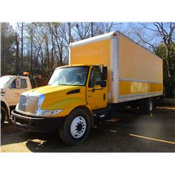 2005 INTERNATIONAL 4300 FUEL & LUBE TRUCK, VIN/SN:1HTMMAAL65H100989 - S/A, IHC DIESEL ENGINE, A/T, 2