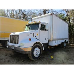 1997 PETERBILT 330 FUEL AND LUBE TRUCK, VIN/SN:3BPNHD7X9VF442714 - S/A, CAT DIESEL ENGINE, 6 SPEED T
