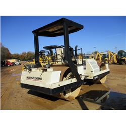 "INGERSOLL RAND DD110 ROLLER, VIN/SN:148817 - TANDEM, VIBRATORY, 78"" SMOOTH DRUMS, WATER SYSTEM, CANO"