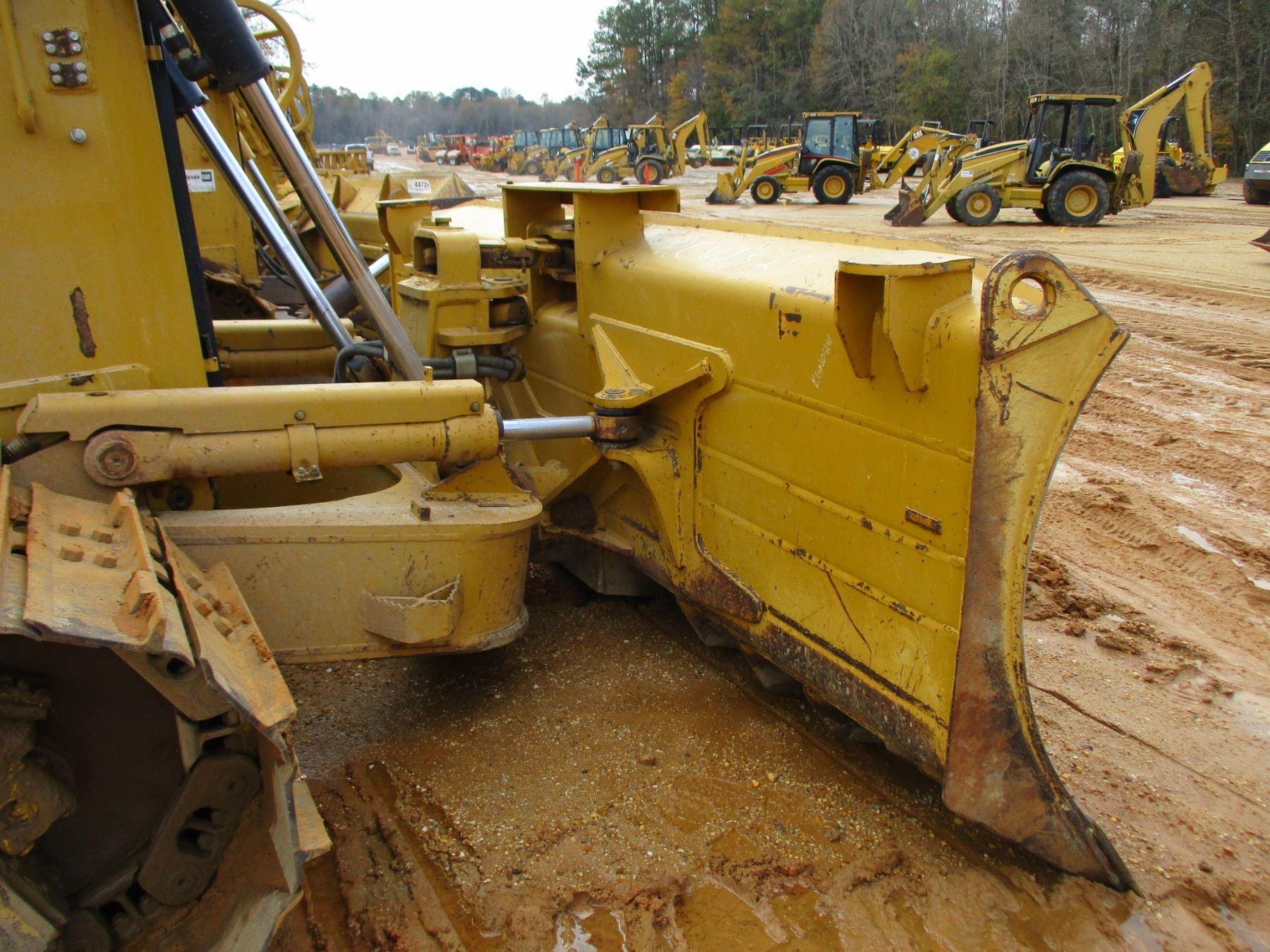 2012 CAT D6T XW CRAWLER TRACTOR, VIN/SN:RCW00328 - 6 WAY BLADE, SYSTEM 1  U/C, GRADE CONTROL, WINCH,