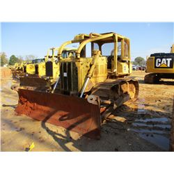 CAT D6D CRAWLER TRACTOR, VIN/SN:4X1866 - ANGLE BLADE, CANOPY, SWEEPS, SCREENS