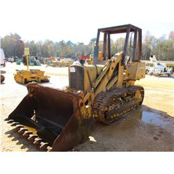JOHN DEERE 450A CRAWLER TRACTOR, VIN/SN:003462C0 - 6 WAY BLADE, CANOPY (DOES NOT RUN) (D-2)
