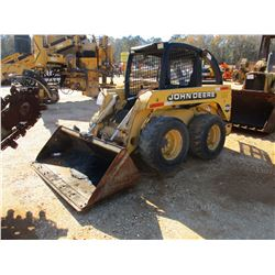 JOHN DEERE 250 SKID STEER LOADER, VIN/SN:351291 - CANOPY (DOES NOT RUN) (D-2)