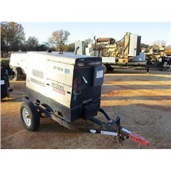 2013 LINCOLN VANTAGE WELDER/GENERATOR, - MTD ON S/A TRAILER (B2)
