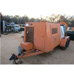 "SEWER EQUIPMENT OF AMERIC SEWER TETTER, VIN/SN:6782 - 300', 3/4"" HOSE REEL MOUTED, PERKINE DIESEL EN"