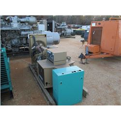 KOHLER 4SRZ72 GENERATOR SET, - LP/NATURAL GAS ENGINE (B-3)