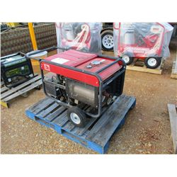 HONDA 6500 GENERATOR, ELECTRIC START (B-3)