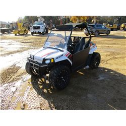 2017 POLARIS RZL 170 ATV, VIN/SN:5588 - FUEL INJECTED, GAS ENGINE, MARINE RADIO & SPEAKERS, CUSTOM W