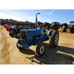 FORD 3000 FARM TRACTOR, VIN/SN:C191877 - 13.6-28 TIRES, METER READING 6,000 HOURS