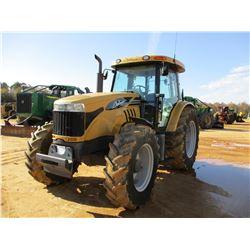 2009 CHALLENGER MT 475B FARM TRACTOR, VIN/SN:U106013 - MFWD, (3) REMOTES, CAB, A/C, 18.4R38 REAR TIR