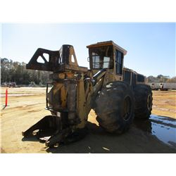 2010 TIGERCAT 720E FELLER BUNCHER, VIN/SN:7204826 - CAB, A/C, TIGERCAT, DW5502 SAW HEAD, 30.5L-32 TI