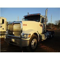 2016 INTERNATIONAL 9900I TRUCK TRACTOR, VIN/SN:3HSDMAPR6GN433315 - T/A, 450HP CUMMINS ISX 15 ENGINE,