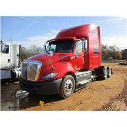 2014 INTERNATIONAL PROSTAR TRUCK TRACTOR, VIN/SN:3HSDJSJR1EN759284 - T/A, MAXFORCE DIESEL ENGINE, 10