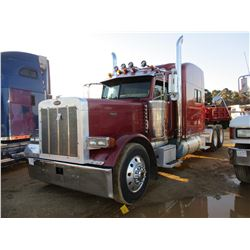 2006 PETERBILT 379 TRUCK TRACTOR, VIN/SN:1XP5DB9X16N645935 - 475HP CAT C15 ENGINE, 18-SPD TRANS, 36K