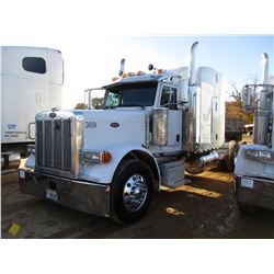 2007 PETERBILT 379 TRUCK TRACTOR, VIN/SN:1XP5DB9X97D650369 - T/A, 435 HP CAT C15 DIESEL ENGINE, 10 S