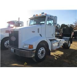2003 PETERBILT 385 TRUCK TRACTOR, VIN/SN:1XPGRU8X13D588734 - S/A, 380HP CAT C12 ENGINE, 10 SPEED TRA