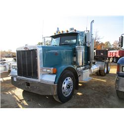 2006 PETERBILT 379 TRUCK TRACTOR, VIN/SN:1XP5DB9X86N890277 - T/A, CAT C15 ENGINE, 10 SPEED, ENGINE B