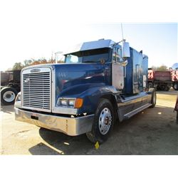 1997 FREIGHTLINER FDL 120 TRUCK TRACTOR, VIN/SN:1FUYDXYB3VH765677 - S/A, 425HP CAT DIESEL ENGINE, 10
